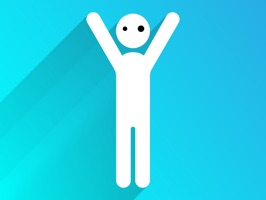 Stick Man for iMessage