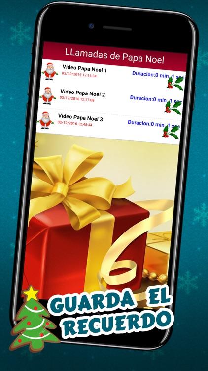 VideoLlamada con Papa Noel screenshot-3