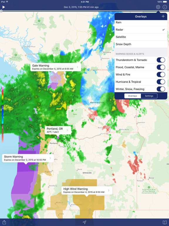 NOAA Radar Pro: Weather Alerts | App Price Drops