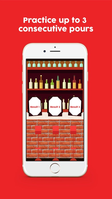 Pour Tender - The bartenders guide to free pouring screenshot three