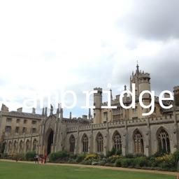 hiCambridge: offline map of Cambridge