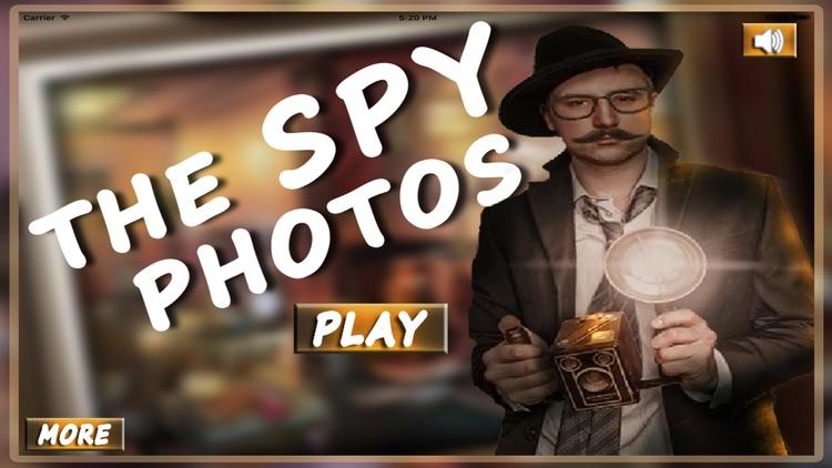 Hidden Object The Spy Photos