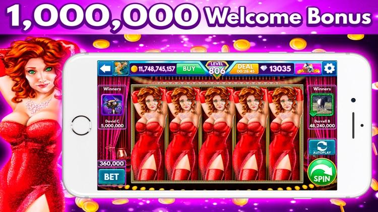 Diamond Sky Casino: Slot Games screenshot-0