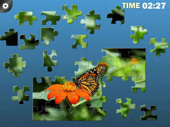 Jigsaw Tablet - fun puzzles Скриншоты11