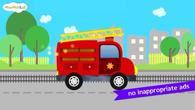 camion et voiture pour enfants activit s puzzles coloriages et jeux de voitures avec moo. Black Bedroom Furniture Sets. Home Design Ideas