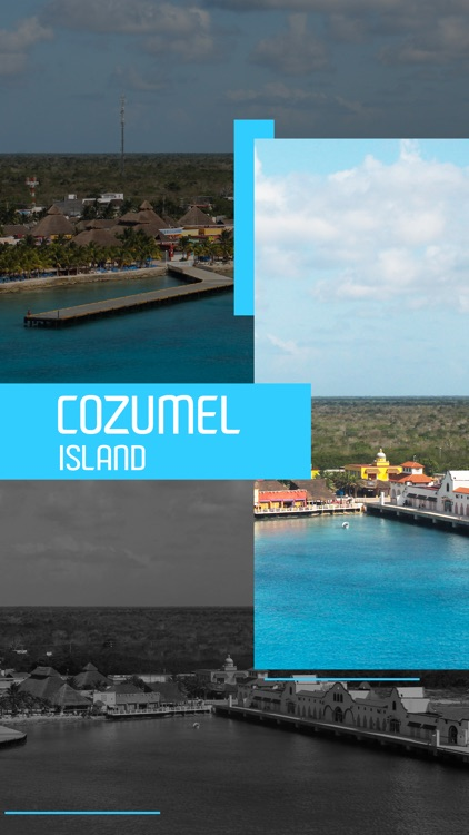 Cozumel Island Tourist Guide screenshot-0