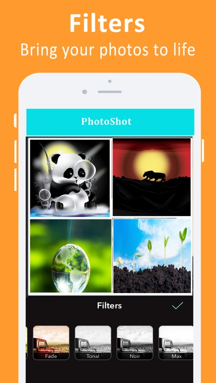 PhotoShot - Foto Effects Edit and Share online