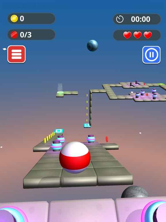 Screenshot 5 Sky Roll!