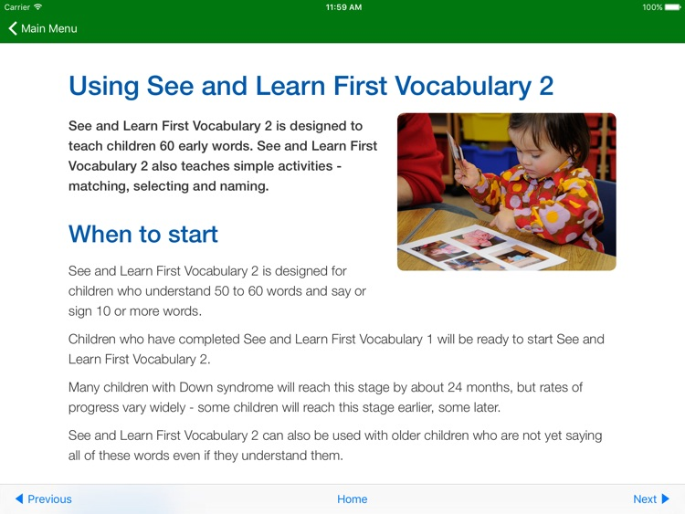 See and Learn First Vocabulary 2 screenshot-4