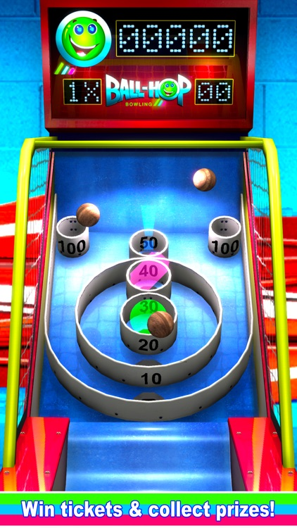 Ball-Hop Bowling screenshot-3