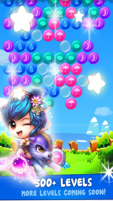 Special Bubble Bear screenshot one