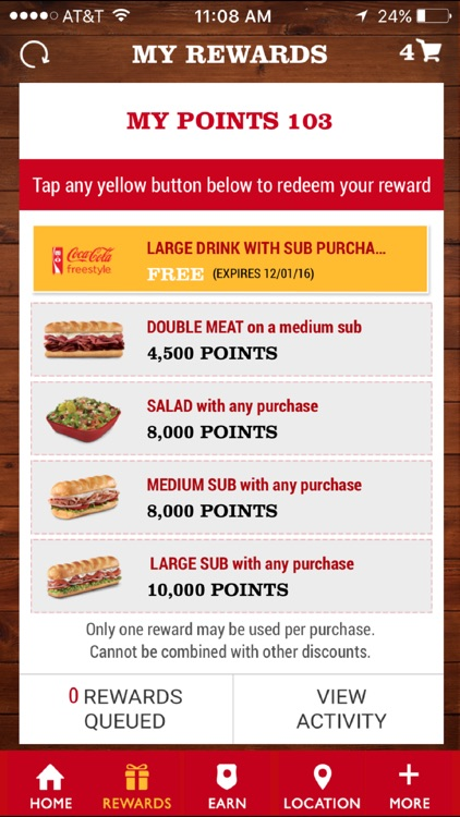 Firehouse Subs App screenshot-2