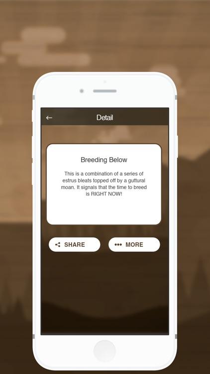Deer Hunting Calls .! screenshot-3