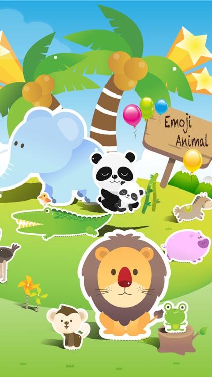 Animal Sticker - Emoji