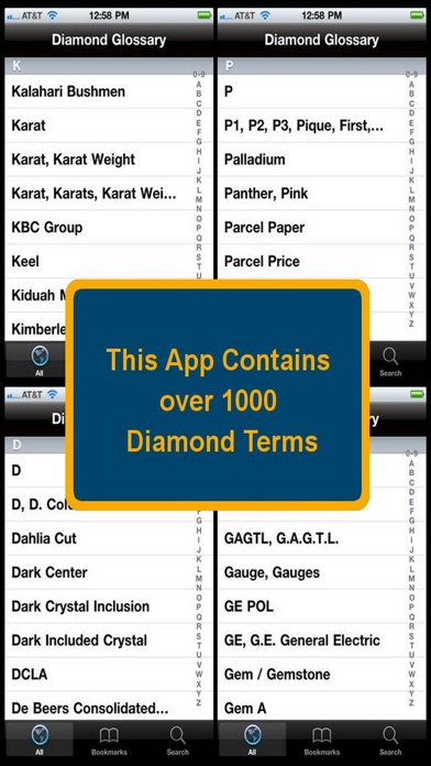 Diamond Glossary Plus+ Screenshot 5