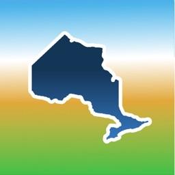 Aqua Map Ontario Lakes GPS