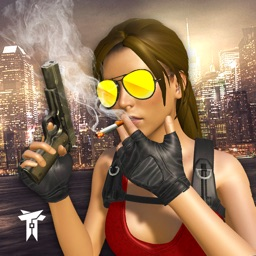 Crime Queen Mad City Simulator 3D 2017