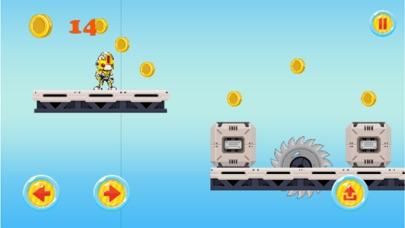 Robot Run!