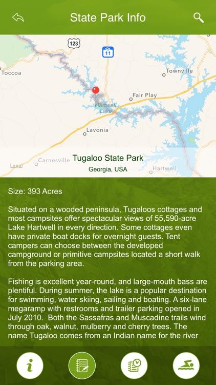 Georgia State Parks screenshot-3