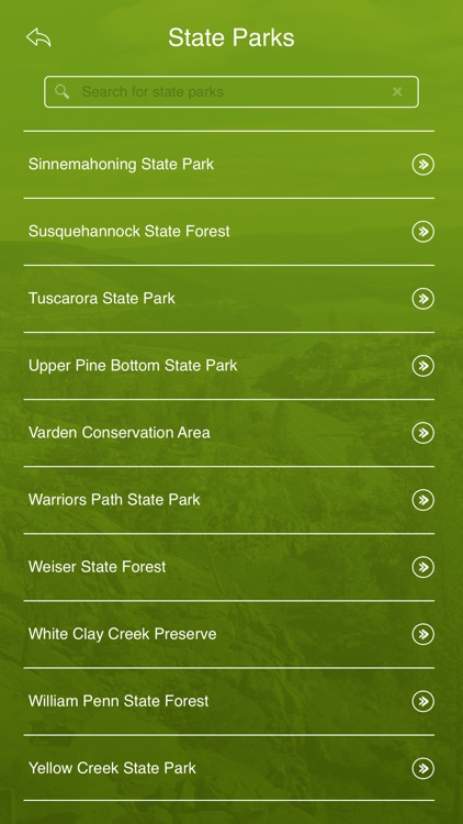 Pennsylvania State Parks screenshot-2