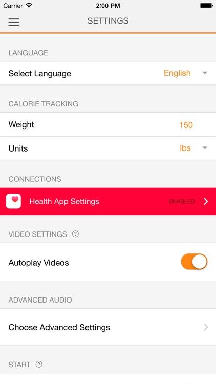 Butt Sworkit - Free Workout Trainer to tone & lift screenshot-4