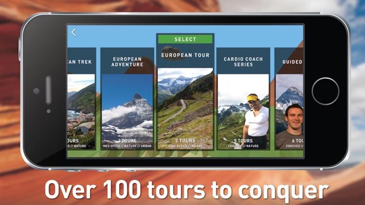 BitGym - Cardio video tours screenshot-3