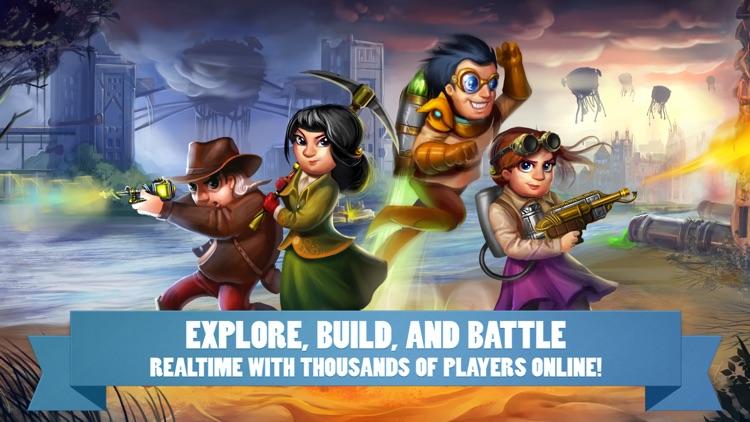 Deepworld - Sandbox MMORPG screenshot-0