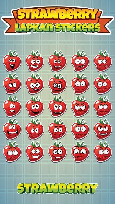 Sticker Me: Strawberry Emotions