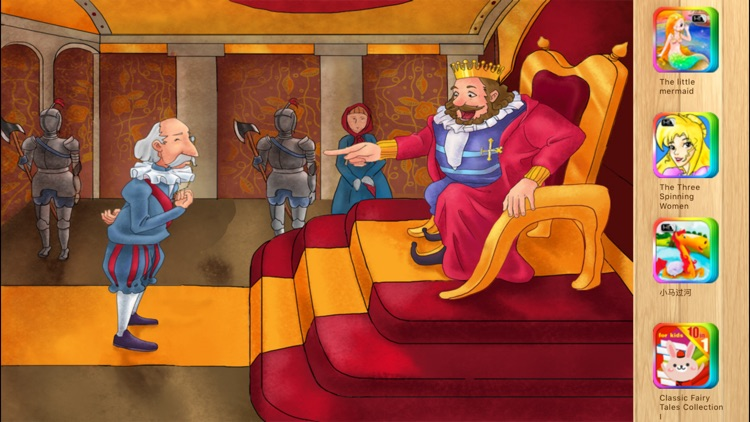 Emperor's New Clothes - Bedtime Fairy Tale iBigToy