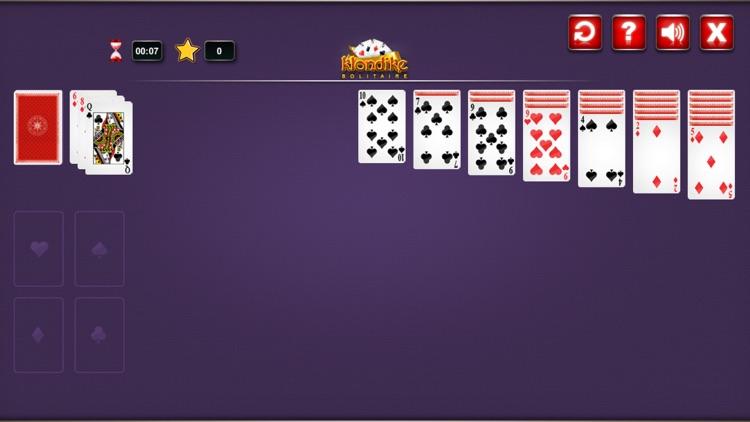 Klondike Solitaire Card Game screenshot-4