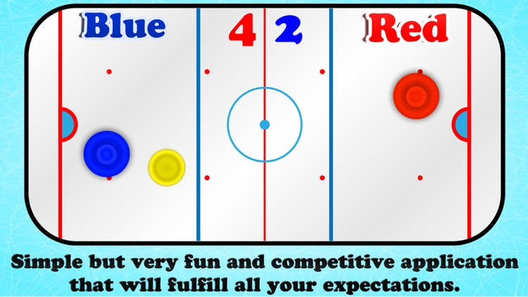 Air Hockey Players Game screenshot-3