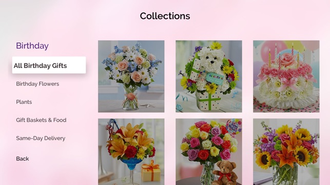 1800Flowers Flowers Gifts On The App Store