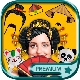 Snap filters China face photo editor - Premium