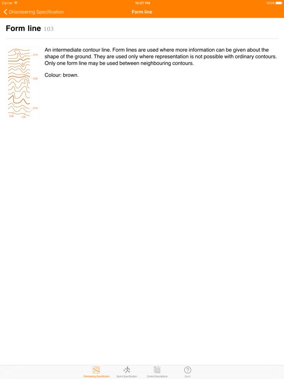 Orienteering Encyclopediaのおすすめ画像2