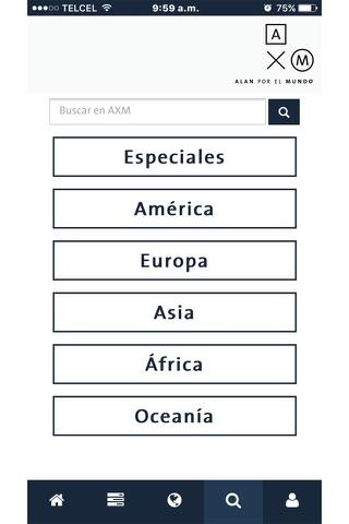 Alan x el Mundo - náhled