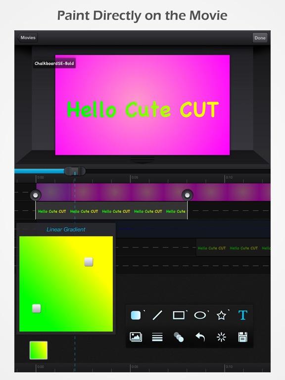 Cute CUT Proのおすすめ画像2