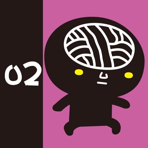 ツルきゃらうどん脳02