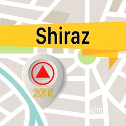 Shiraz Offline Map Navigator and Guide