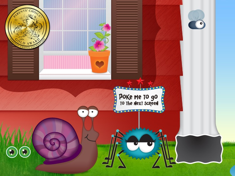 Itsy Bitsy Spider – Easter Egg screenshot-0