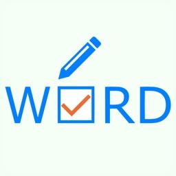 スペル英単語 穴埋め英単語学習アプリ