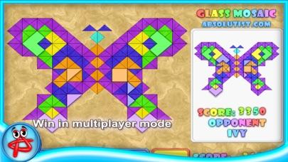 Glass Mosaic: Jigsaw Puzzle