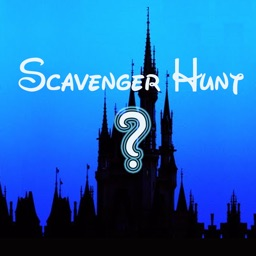 Scavenger Hunt for Magic Kingdom at Disney World