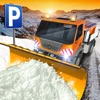 Ski Resort Parking Sim Ice Road Snow Plow Trucker - iPhoneアプリ