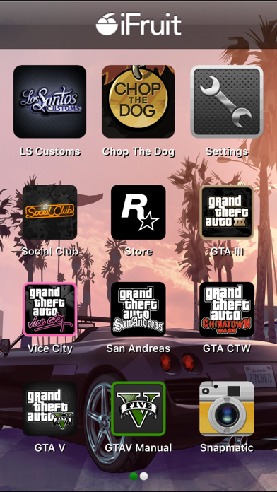 Descargar Grand Theft Auto: iFruit para Android