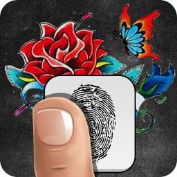 Tattoo Fingerprint Prank