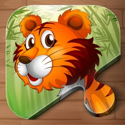 Animal Puzzle - Kids and Toddlers