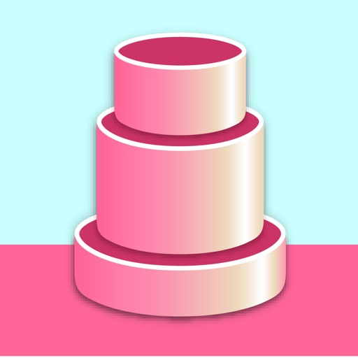 Cake Stacker app logo