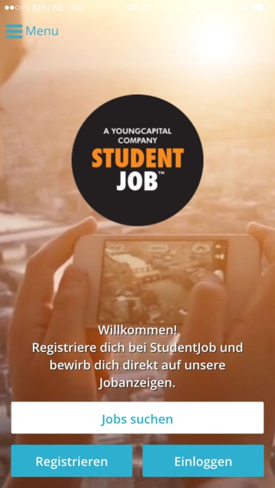 StudentJobScreenshot von 1