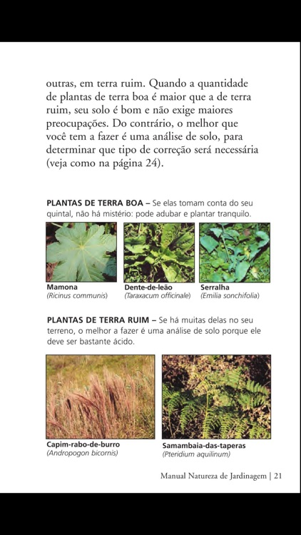 Manual Natureza de Jardinagem screenshot-3