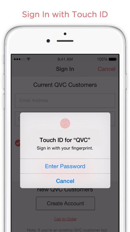 QVC for iPhone screenshot-3